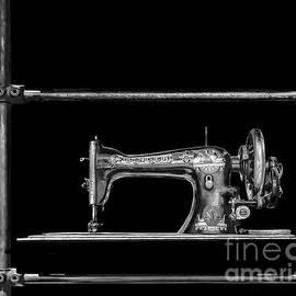 Walt Foegelle - Old Singer Sewing Machine