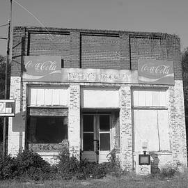 Joseph C Hinson Photography - Old Store with Coca-Cola Signs