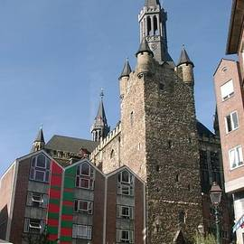 Anthony Morretta - Old Fort, Aachen Germany