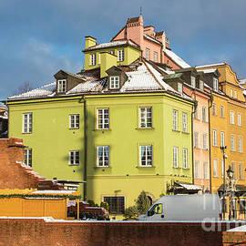 Old Town - Juli Scalzi