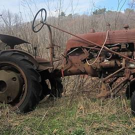 Paul Meinerth - Old Tractor-Clarks Farm