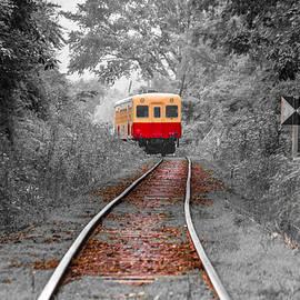 Peteris Vaivars - Old Train