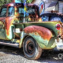 Thomas Todd - Old Treasure on Route 66