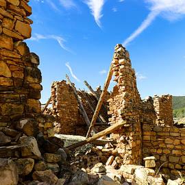 Jeff Swan - Old walls fallen