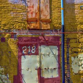 Old Warehouse Door - Garry Gay