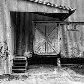 Old Warehouse Norwich Vermont - Edward Fielding