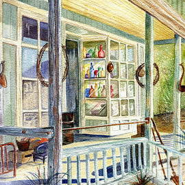 Marilyn Smith - Old West Junk Shop