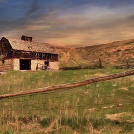 Lori Deiter - Old Western Barn
