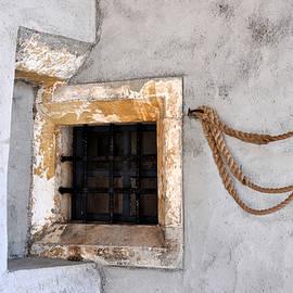 Damijana Cermelj - Old window