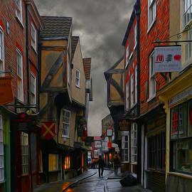 Alex Galkin - Old York, UK