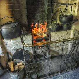 Ian Mitchell - Olde Kitchen Fire