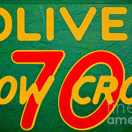 Oliver 70 Row Crop - Olivier Le Queinec