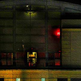 Bonnie Follett - Olympic Club at Night