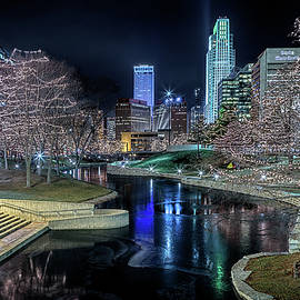 Susan Rissi Tregoning - Omaha Holiday Lights Festival