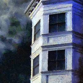 RC deWinter - Ominous Night at Hexagon House