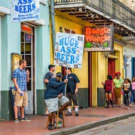 Steve Harrington - On Bourbon Street 2