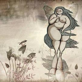 Terry Fleckney - On Fairy Pond
