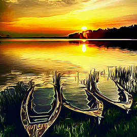 Larry Espinoza - On Golden Pond
