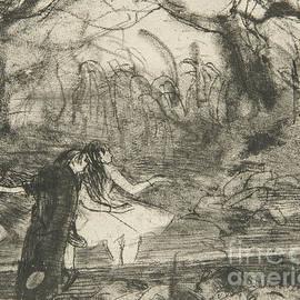 On Stage III, 1877 - Edgar Degas