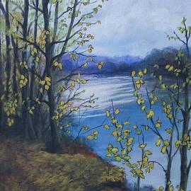 Michael Beckett - On The Riverbank