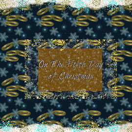 Sherry Flaker - On The Fifth Day of Christmas