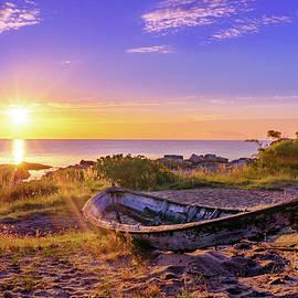 Dmytro Korol - On the last shore
