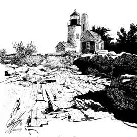 William Kelsey - On the Rocks