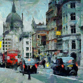 Sergey Lukashin - On the streets of London