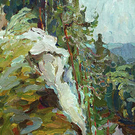 Juliya Zhukova - On the Ural