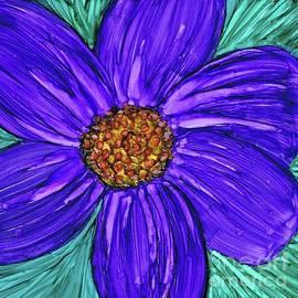 Hao Aiken - One Pretty Purple Flower