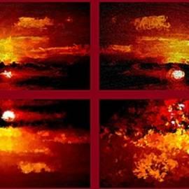 Bruce Nutting - One Sunset Many Interpretations