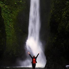 Bob Christopher - Oneonta Gorge Oregon 3