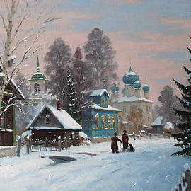 Alexander Alexandrovsky - Onezhskaya lane