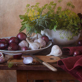 Nikolay Panov - Onions and Garlic