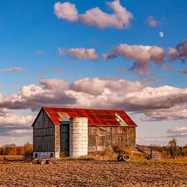 Steve Harrington - Ontario Barn 3