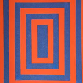 James Pinkerton - Op 2 Blue and Orange