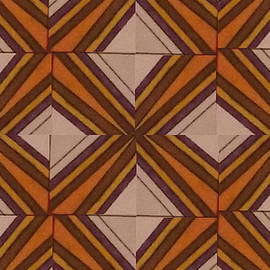 Modern Metro Patterns and Textiles - Op Art #2  12 27 16