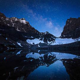 Bun Lee - Opabin Lake Good Night