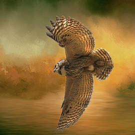Donna Kennedy - Open Wings