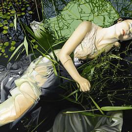 Andrew Harrison - Ophelia
