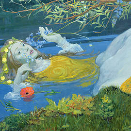 Ophelia - William Ireland
