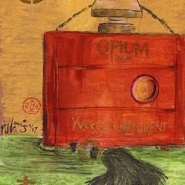 P J Lewis - Opium