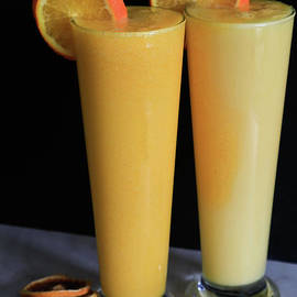 Tracy Hall - Orange and Pineapple Smoothie