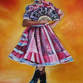 Barbara  Rivera - Orange