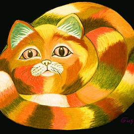 Nick Gustafson - Orange Cat