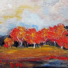 Vesna Martinjak - Orange Forest