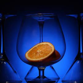 Dmitry Soloviev - Orange in Blue Light