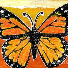 Genevieve Esson - Orange Monarch