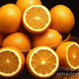 JS Stewart - Oranges