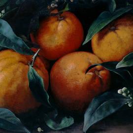 Oranges - Kira Weber